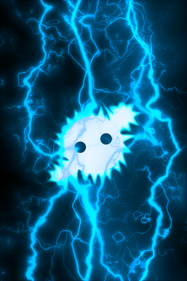 Knife Party Wallpaper Iphone Knife Party Thunder by...