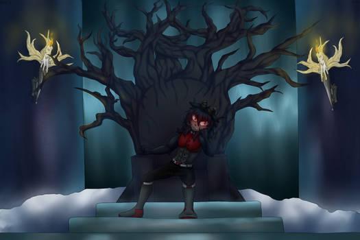 Malice's Throne