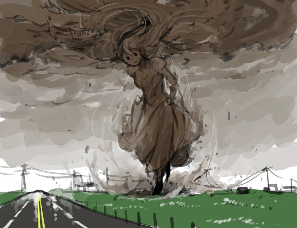 tornado by ANYAN-FHS