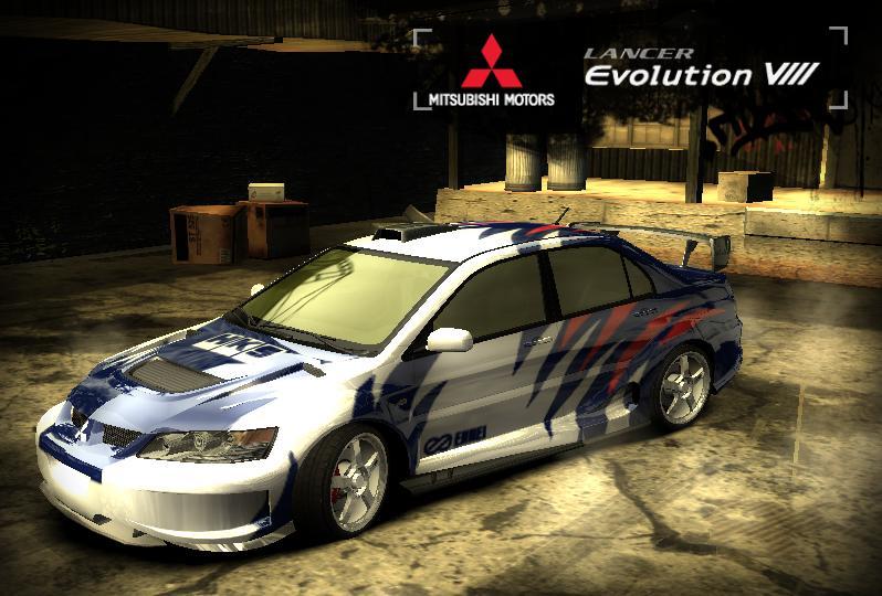 Mitsubishi Lancer Evolution VII | Chili Pepper Garage