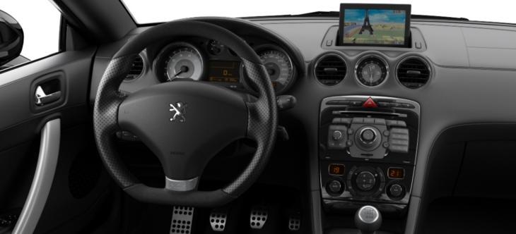 Peugeot RCZ interior 2 by Dark-AngeL-21 on DeviantArt