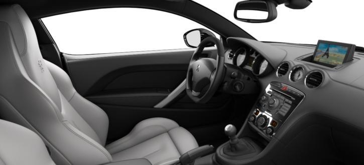 Peugeot RCZ interior by Dark-AngeL-21 on DeviantArt