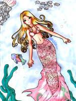 Mermaid by simplytonks