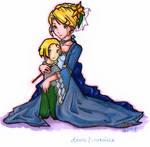 Draco and Narcissa