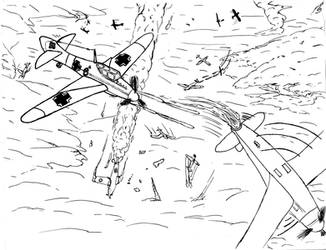 APP- Mechanical Dogfight by adameia
