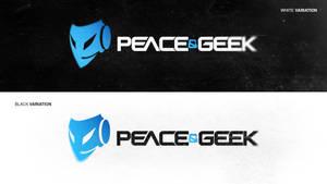 Peace and Geek logotype