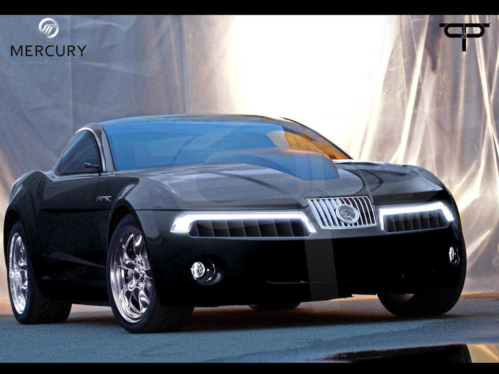 2011 Mercury Cougar Concept by TCP-Design