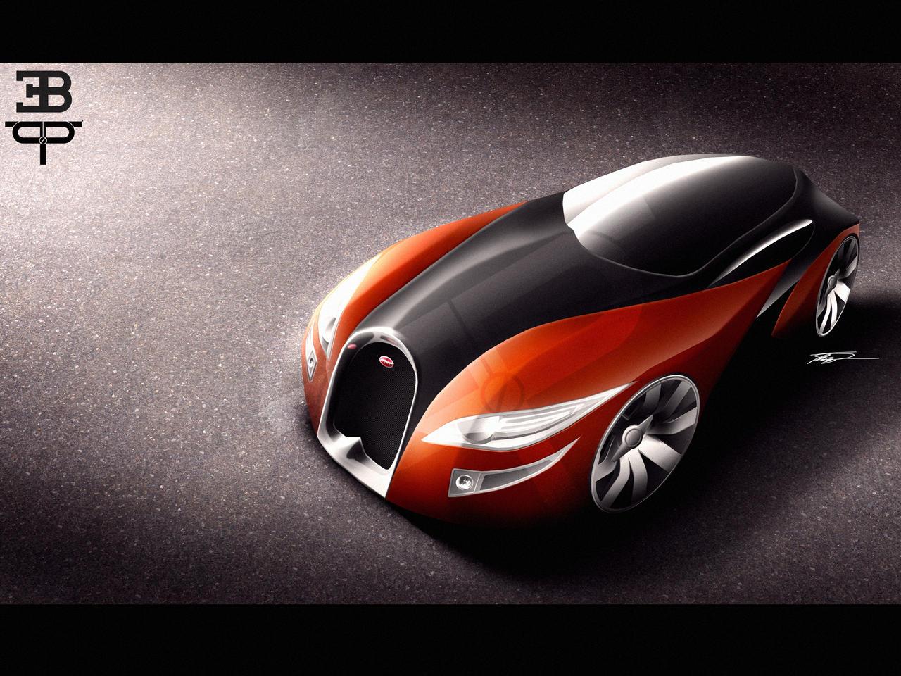 Bugatti EB126 by TCP-Design