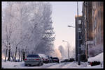 Winter in my home town I