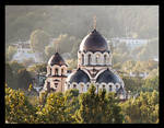 Znamenskaya church by citrina