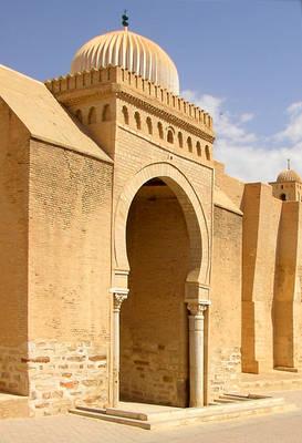 Mosque of Uqba fragment
