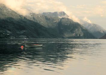 Boat by citrina