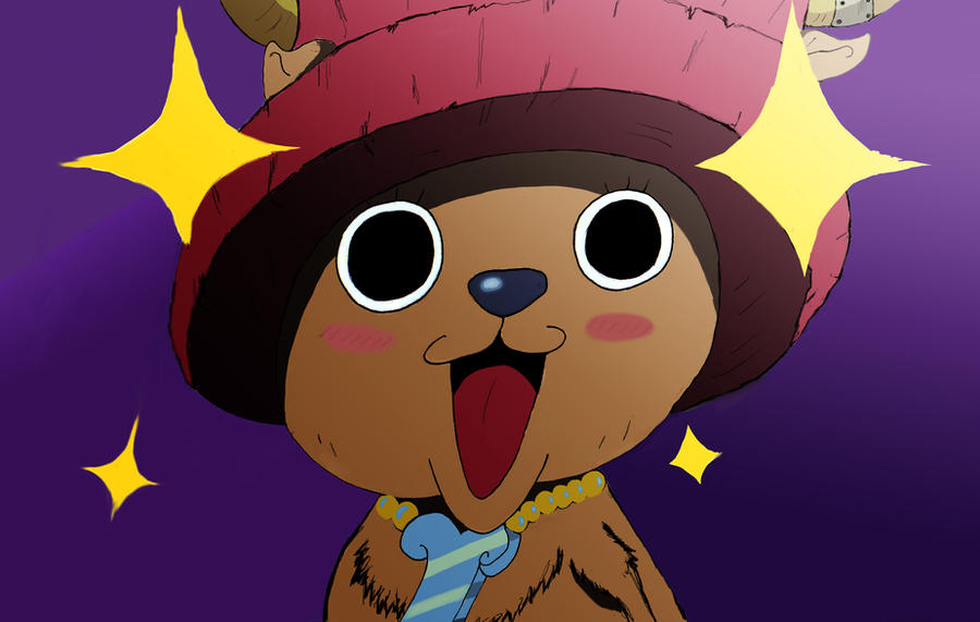 Tony Tony Chopper| by Dmitriy23 on DeviantArt