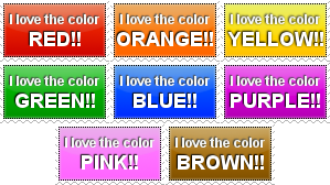 Stamps: I love the color... by TheDuckofPower