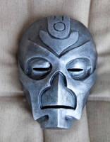 Skyrim Morokei Dragon Priest Mask by Pixeleater