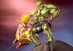 hulk vs redisigned broly