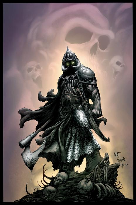 Death Dealer by Rancez