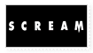 Scream Stamp by mastehrj