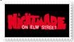 A Nightmare on Elm Street Stamp by mastehrj