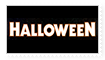 John Carpenter's Halloween Stamp by mastehrj