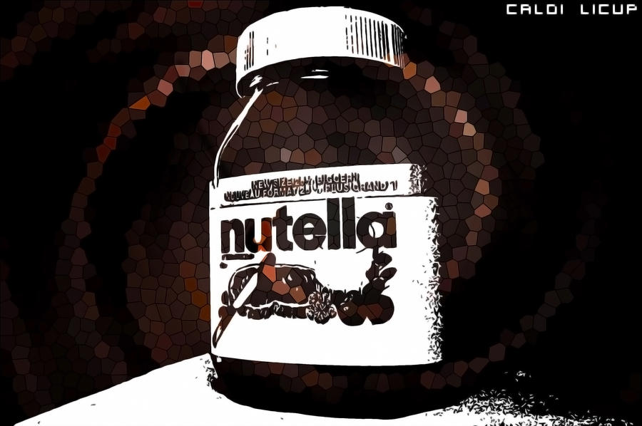 Nutella Wallpaper by WizCaloifa on DeviantArt