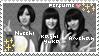 Perfume Stamp by Mimisuzu