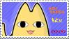 Chiyo's Dad Stamp by Mimisuzu