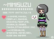 Suzu ID by Mimisuzu