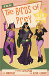 Birds of Prey featuring Catwoman!