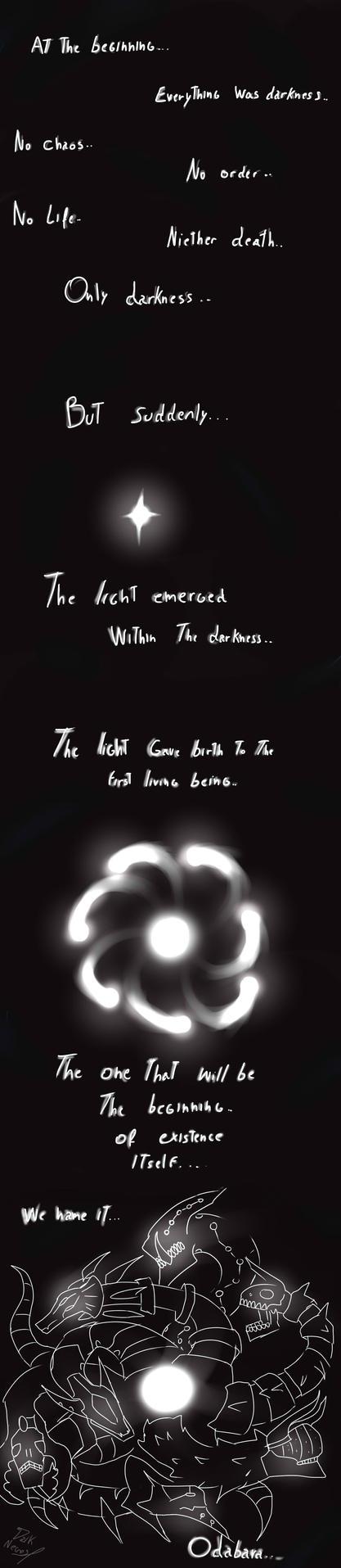 At the beginning... by Dark-Necros