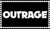 Outrage (Japan) Stamp by KentaroFlamepaw