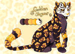 (SOLD) Golden Jaguar OTA