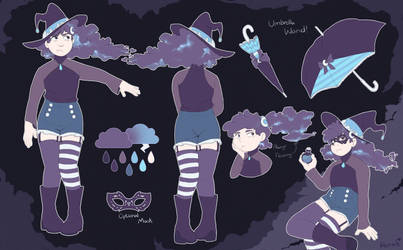 Design Trade: Stormy Witch