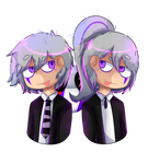 .:FNAFHS:. Puppet and Marionette