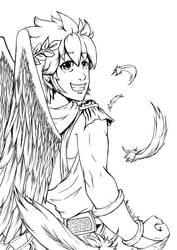 Pit - ink by Minaya