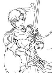 Roy - Ink by Minaya