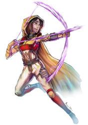 My Hunter  - Destiny by Minaya