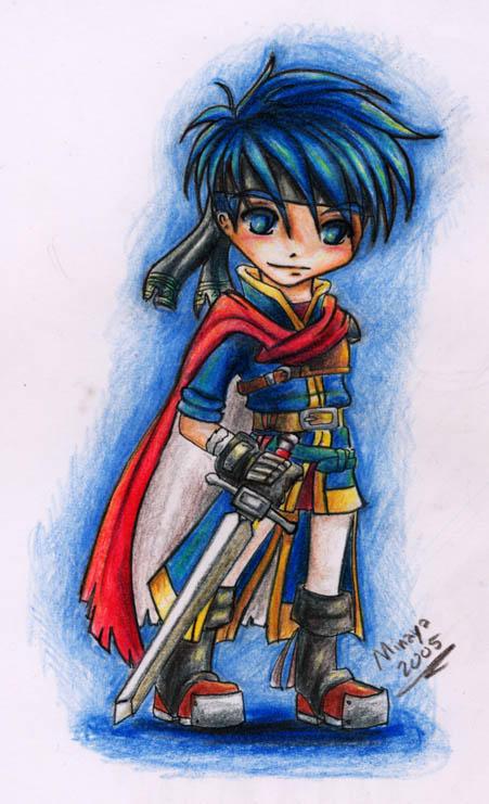 Fanarts de Fire Emblem - Page 2 Ike___FE__Path_of_Radiance_by_Minaya