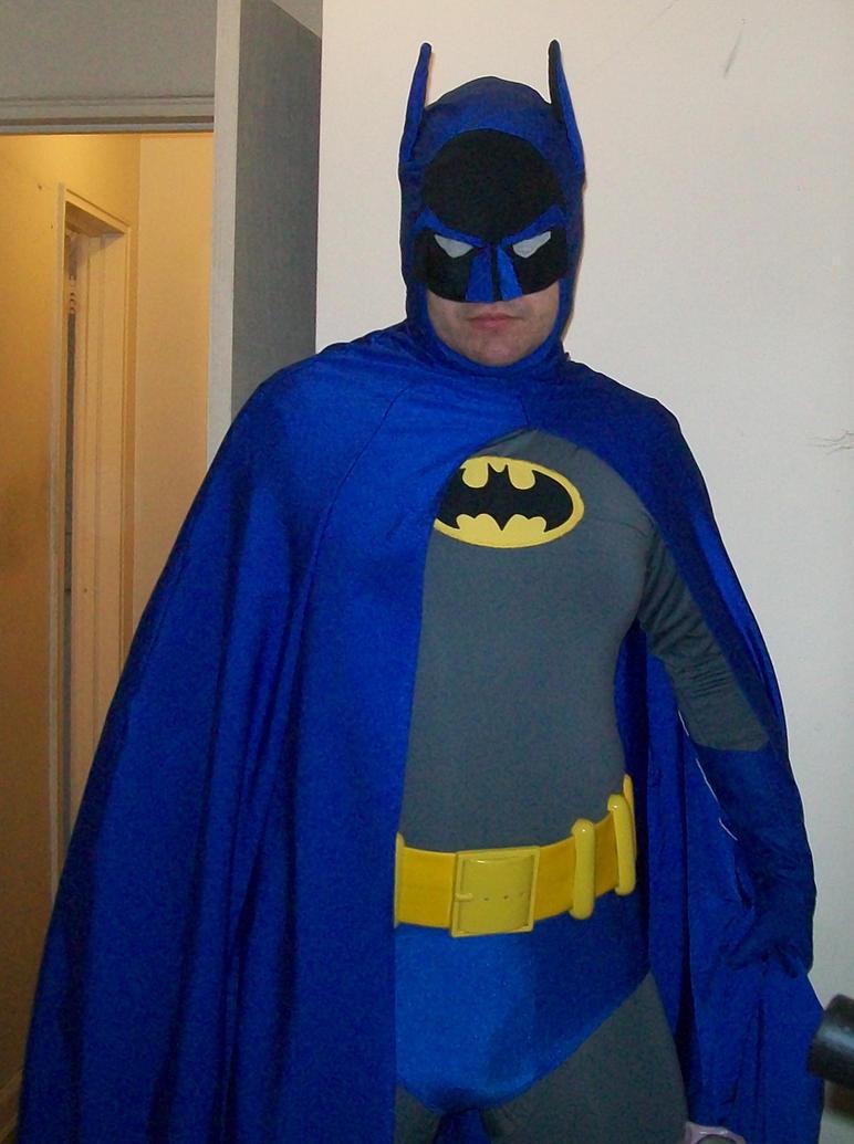 70s 80s Era Batman costume by PowermasterJazz ... & 70s 80s Era Batman costume by PowermasterJazz on DeviantArt