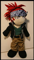 Bleach Casual Wear- Renji