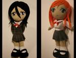 Karakura Schoolgirls
