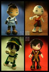 Team Avatar by pheleon