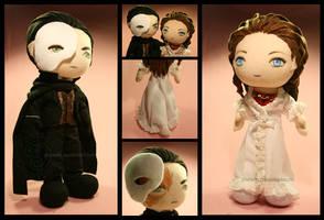 Phantom of the Opera by pheleon