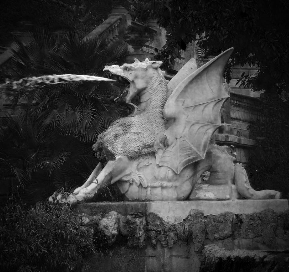 Barcelona - Sculpture Parc de la Ciutadella by CeaSanddorn