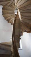 Double Spiral Staircase / Doppelwendeltreppe Graz