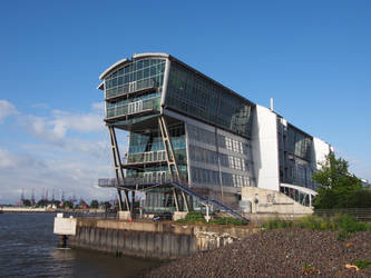 Harbour Architecture by CeaSanddorn