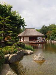 japanese garden in Hamburg - Planten un Blomen by CeaSanddorn