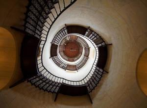 Jagdschloss Granitz stairs