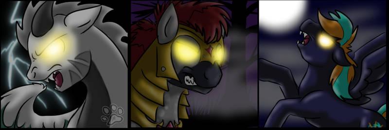 Nightmare Night icons batch 2