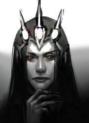 Melkor by Yzah